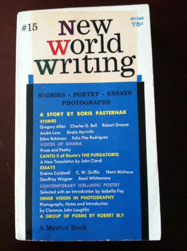 O'Hara New World Writing